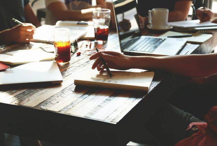 Mit Brainstorming neue innovative Ideen sammeln!