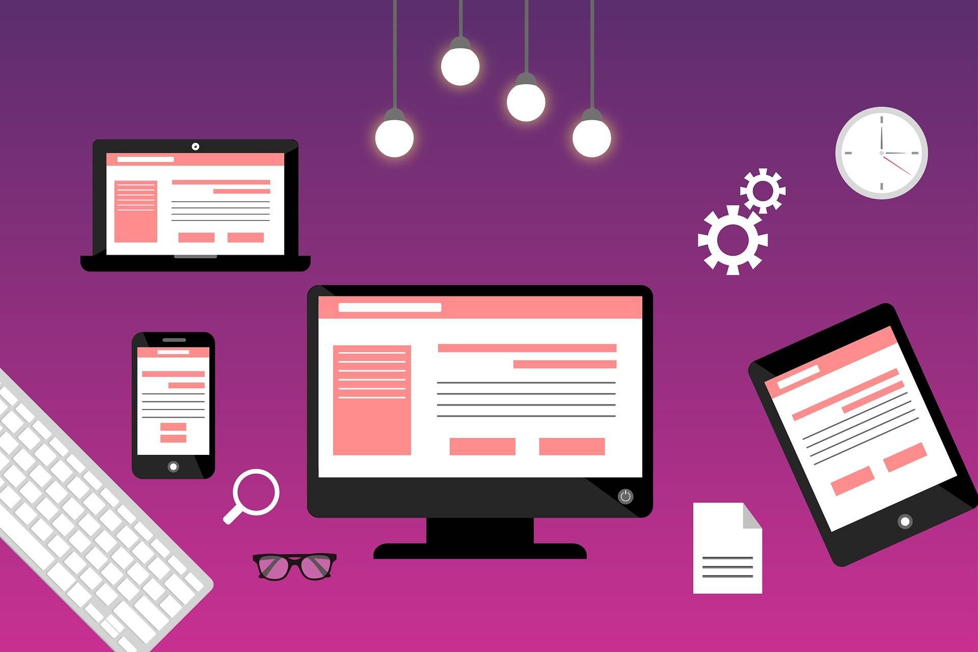 Mobiles Website-Menü auf der Desktopversion der Seite – Pro und Kontra
