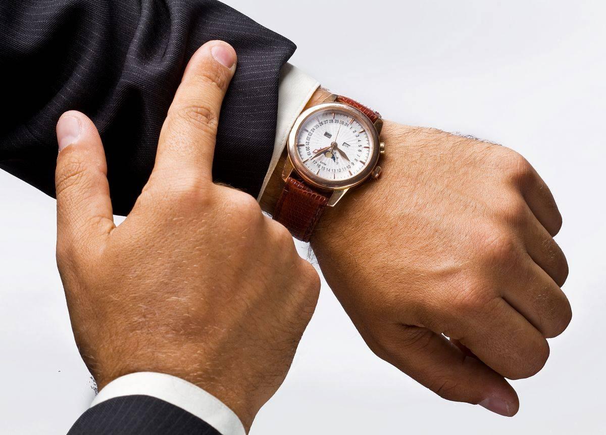 Mit Uhren den Geschäftspartner beeindrucken