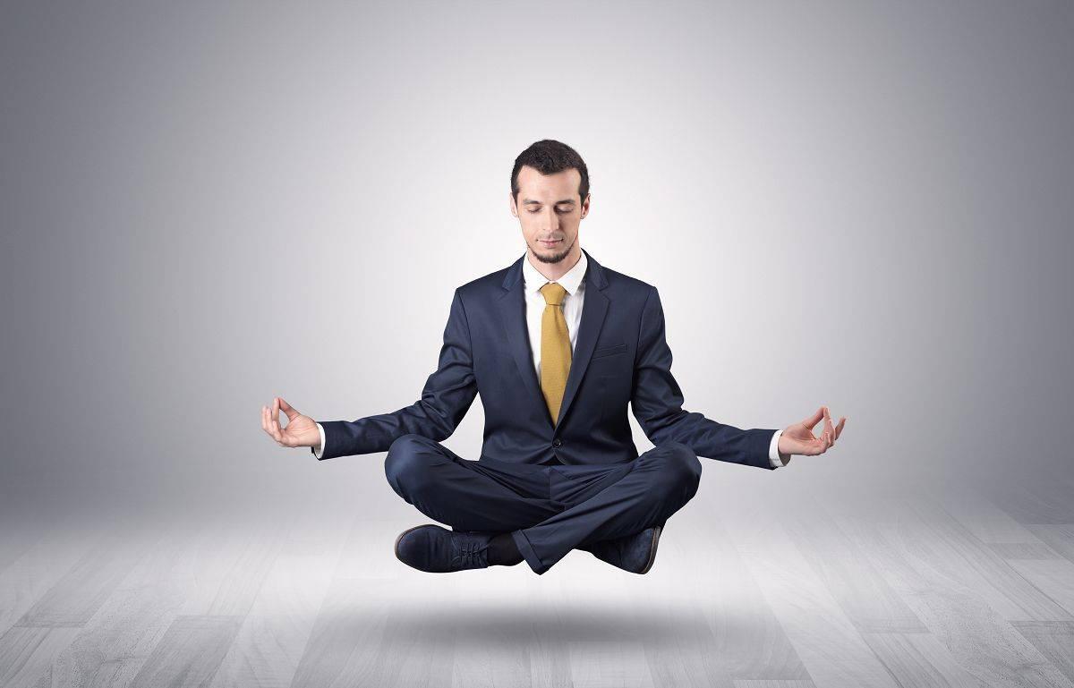 Yoga zum Stressabbau