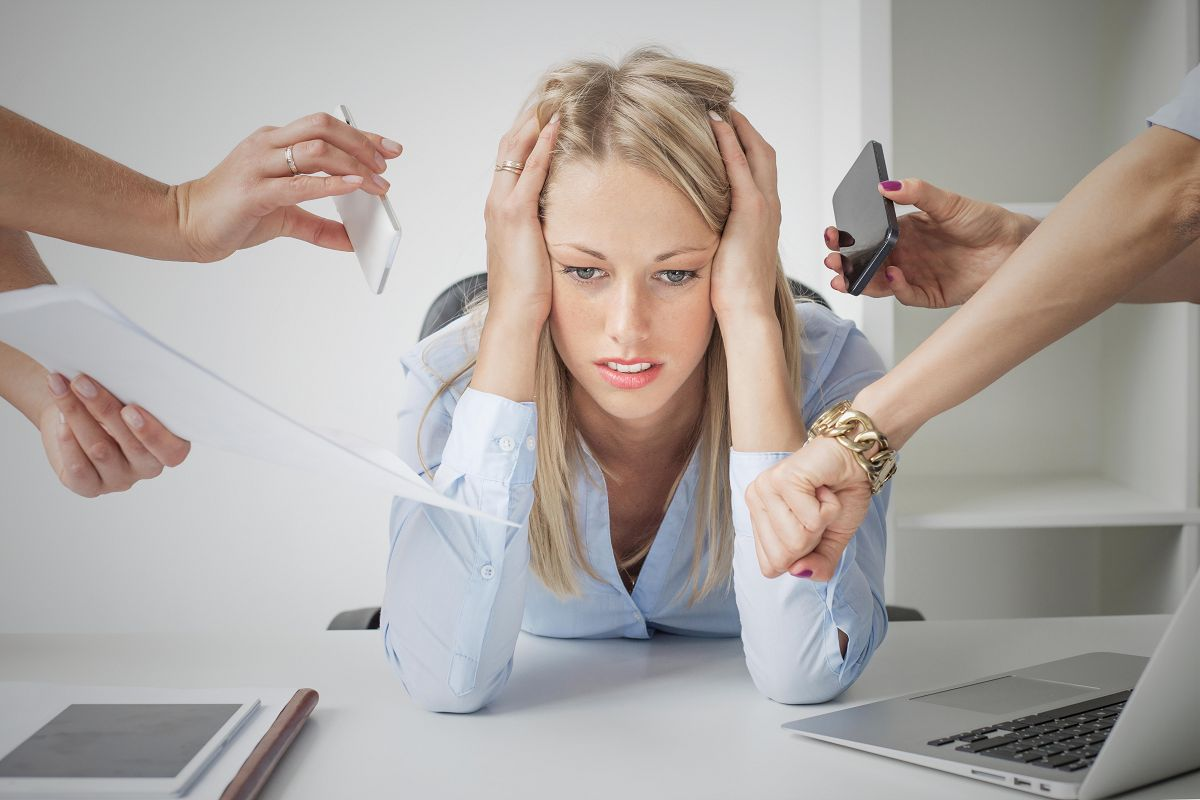 5 Strategien gegen Burnout